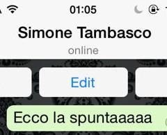 """Whatsapp: ora la """"spunta"""" indica la lettura del messaggio"""