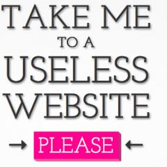 Gattini e social non vi bastano? Siete pronti per the useless web!