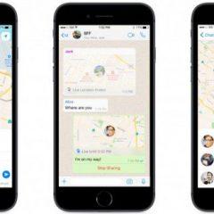 Whatsapp: presto la condivisione della posizione in tempo reale